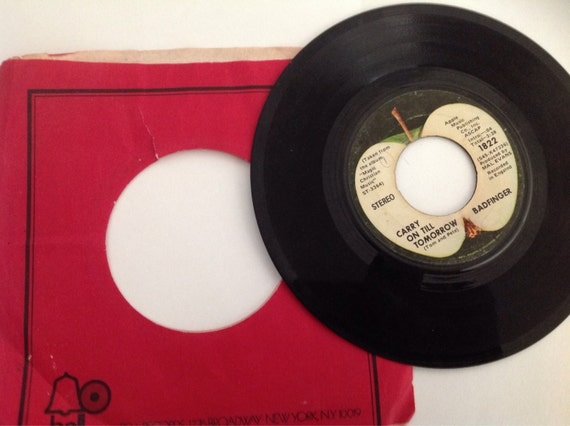 1970 badfinger 45 rpm record apple star label classic for Classic house record labels