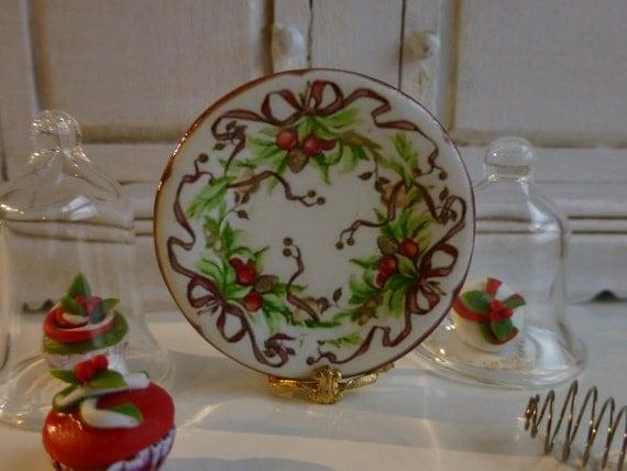 Tiffany holiday plates-8854