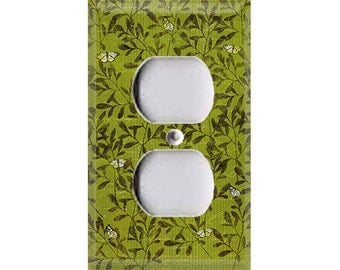 Nature Lover Collection - Butterflies Outlet Cover