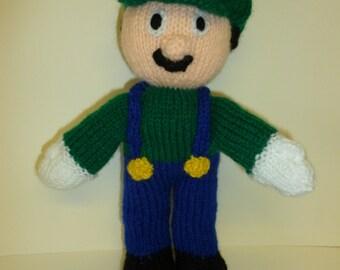 Luigi, Super Mario's friend