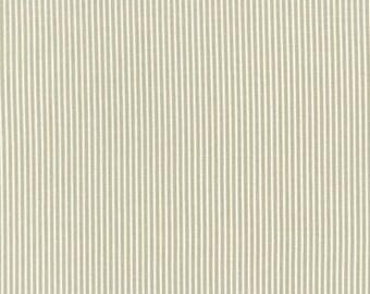 Half Yard - Sunburst Stripe in Brown by Dear Stella - 1/2 yard