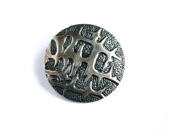 Retro Silver Brooch Free Shipping