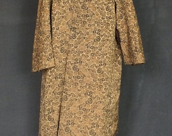 Christian Dior haute couture coat circa 1954