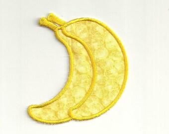 Tiny Banana Patch Custom Made! AP29