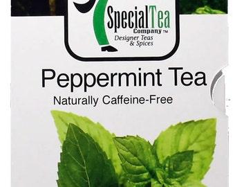 Peppermint Tea  x  20 Tea Bags