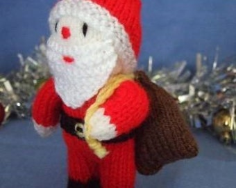 Santa Christmas Toy