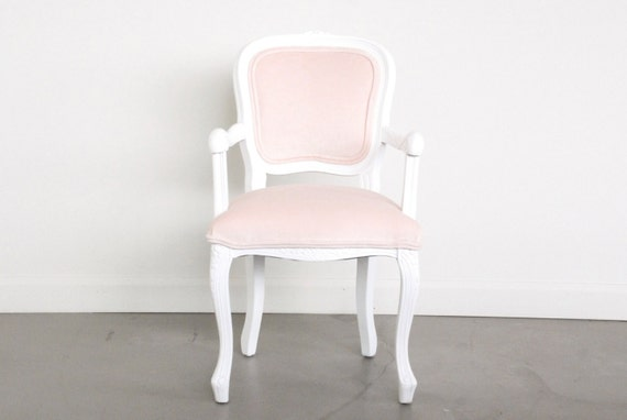 Girl s chair childs chair wooden kids chair princess chair dusty