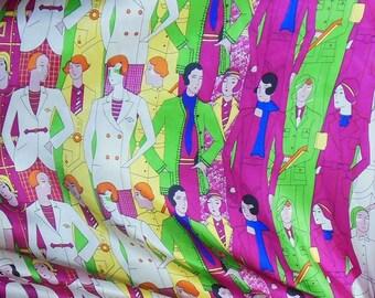 Printed Charmeuse Fabric