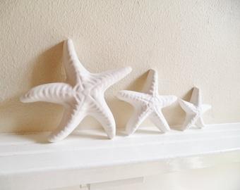 Charmant Starfish Wall Decor, Family Of Starfish, Nautical Decor, Starfish Sculptures