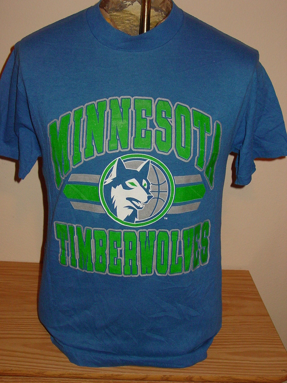 Nba T Shirts Minnesota Timberwolves Green