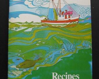 Oregon Trawl Seafood Recipes. 1980s