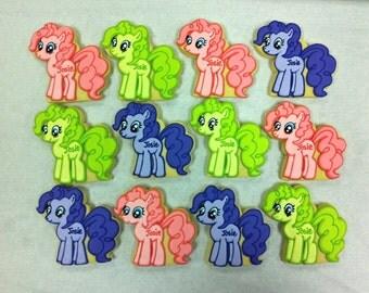 Pony Cookie Favors