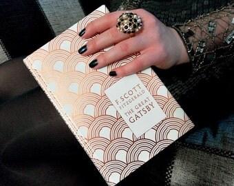Book Clutch Purse - The Great Gatsby by F Scott Fitzgerald