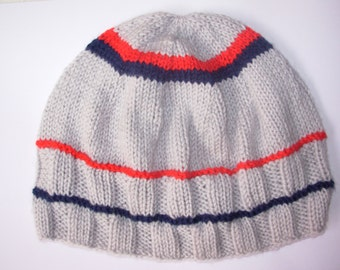 Boy knitted hat