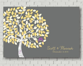 Wedding Guest Book Tree - Wedding Tree - Signature Tree - Wedding Keepsake - Guest Book Print - Wedding Gift - Wedding Sign Wedding Poster