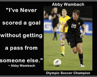 Abby Wambach Quotes About Dreams. QuotesGram