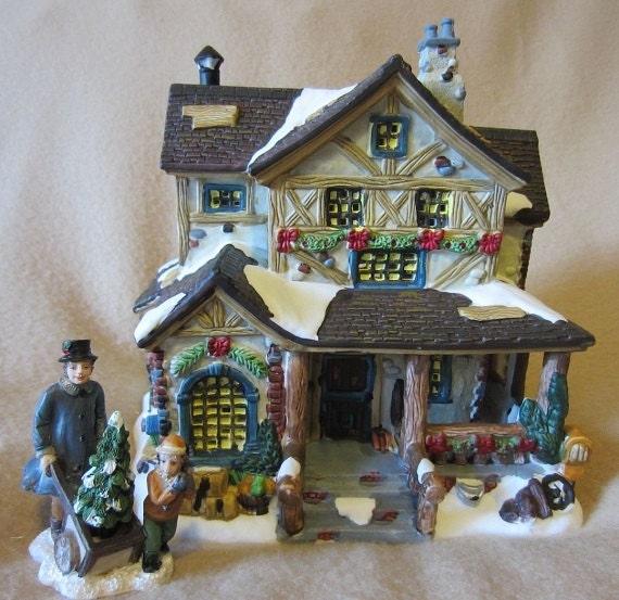 Santa's Workbench Prestwick Place-Towne By