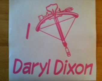 DarylDixon inspired decal