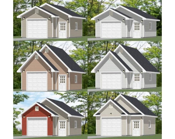 28x28 garage plans bing images