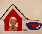 Felt Doll Pet Set Cat Or Dog Storyboard Felt Board Non Paper Doll
