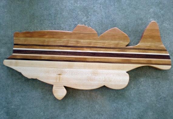 Wooden cutting board solid wood cutting board fish cutting for Fish cutting board