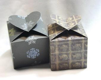 DIY Box, Gift Box, Paper Box, Box Template, Printable Gift Box,  Paper Gift Boxes Templates