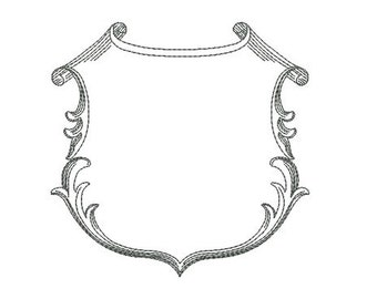 Instant download Machine Embroidery Frame blazon