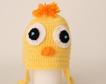Crochet  Twidy/chick hat, Hat, Toddler hat ,children hat ,Newborn hat ,toddler crochet hat ,baby hat