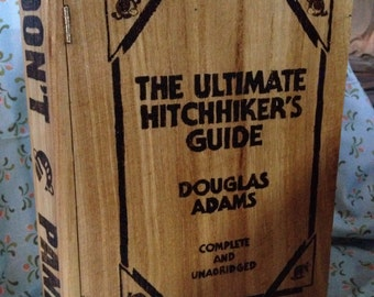 Hitchhiker guide