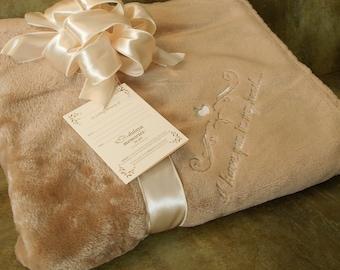 Ultra Soft Blanket as Memorial Gift