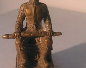 Miniature bronze