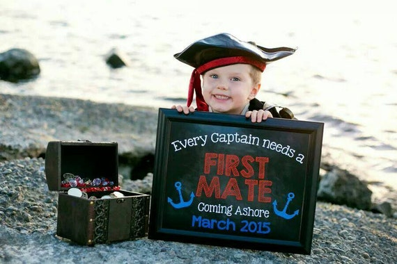 Custom Printable Big Brother Announcement // Pregnancy Reveal // Captain // Boat Captain // New Big Brother // Pregnancy Announcement