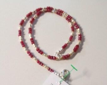 Ruby Necklace (JK 693g)
