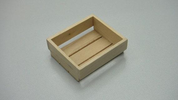 la main miniature en bois petite caisse panier 2pcs set w011. Black Bedroom Furniture Sets. Home Design Ideas