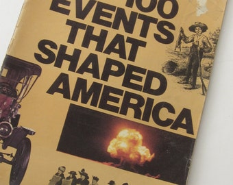 LIFE MAGAZINE BICENTENNIAL 1976 Issue-100 Events That Shaped America Iconic Photos-Collectible Book