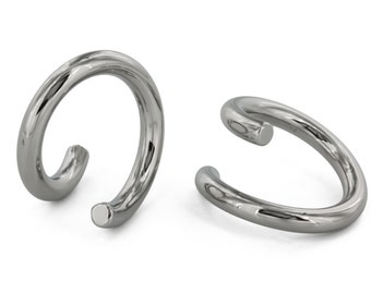 14g - 10g Stainless Steel Coil Weight - Price Per 1 (Custom-616-UB)