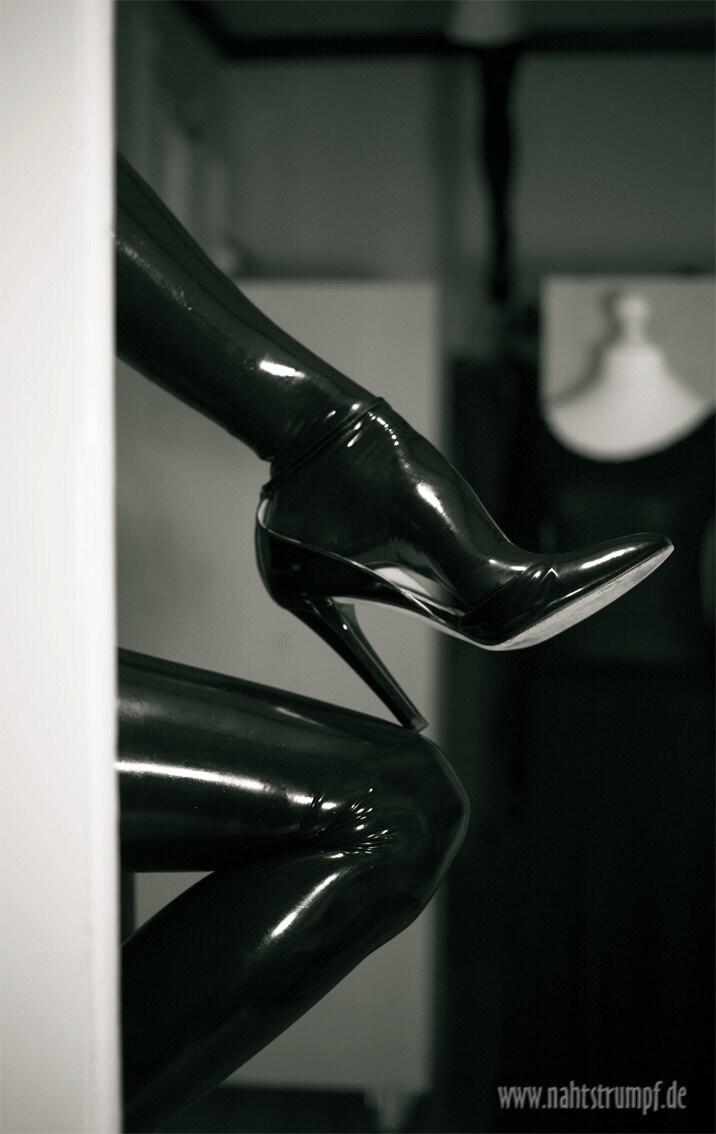 Latex Stockings 67