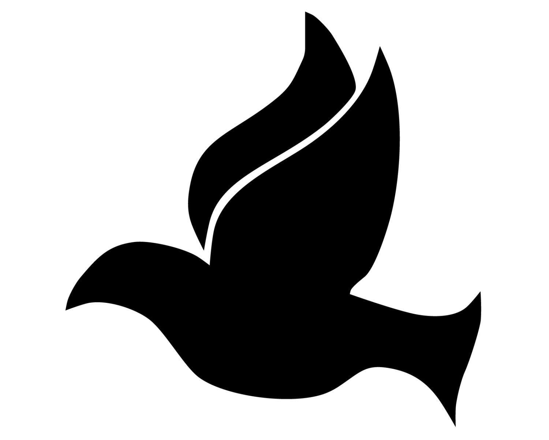 christian peace dove decal dove symbol bumper sticker