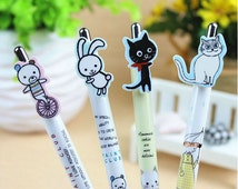 Cute korean animal kawaii mechanical pencil