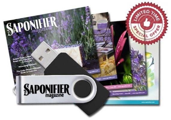 Saponifier: Collection | DIGITAL USB Flash Drive