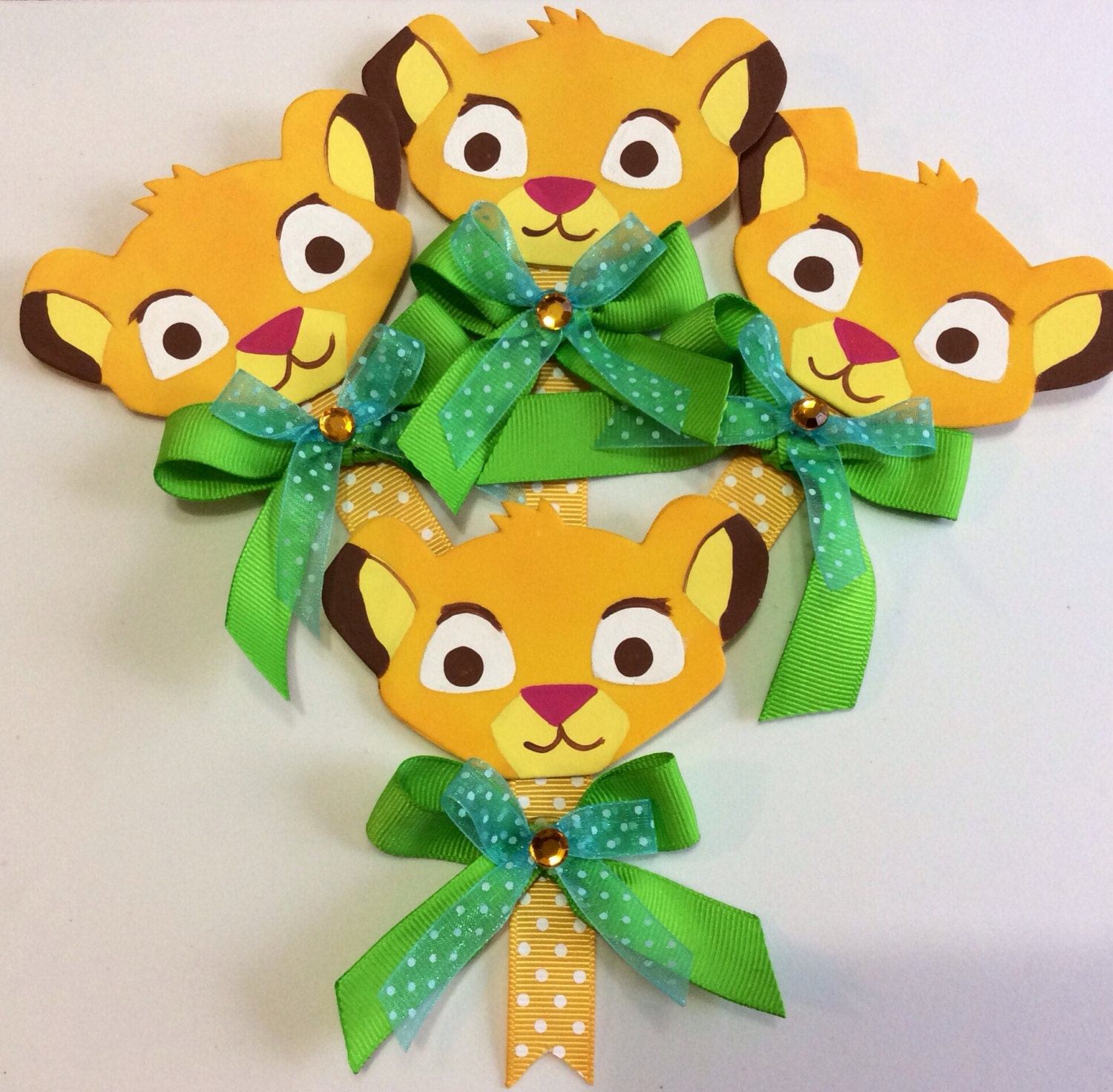 Lion Baby Shower Ideas: Lion King Baby Shower Pins