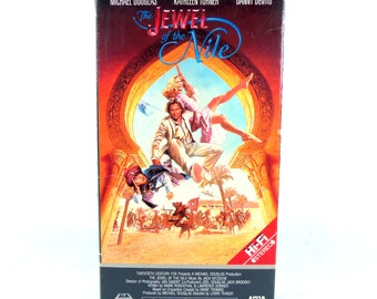 The Jewel Of The Nile VHS , Comedy 1986