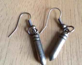 STEAMPUNK (bullets) Earrings