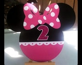 Minnie Mouse Invitations, Minnie Mouse Party Decorations, Minnie Mouse Ears, Minnie Mouse Birthday, Minnie Mouse Party