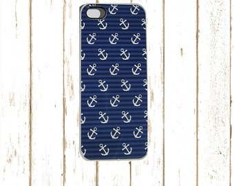 IPhone 6 Plus Case, IPhone 7 Plus Case, Nautical IPhone Case, Anchor IPhone Case, IPhone 6/6S Case, Anchor Phone Case 5/5S .