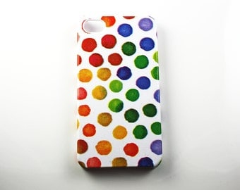 Funny Dots iPhone 7 case iPhone 7 Plus iPhone SE iPhone 6 / 6s iPhone 6 Plus iphone 5s iPhone 5c iPhone 4 iPod classic iPod Touch 5 case