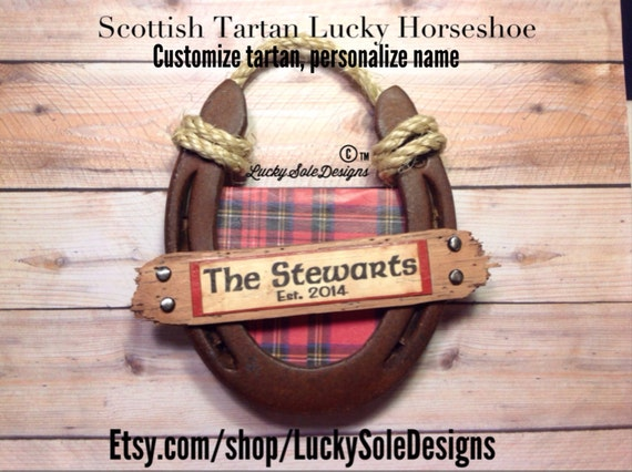 Scottish Wedding Gifts: Items Similar To Royal Stewart Tartan Custom Lucky Sole