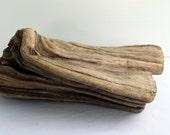 Aquarium Driftwood Craft Supplies DIY Beach Decor Rustic Decor Ecofriendly Sculptured Driftwood Lake Erie