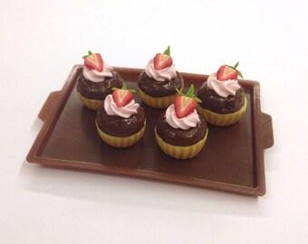 Sweet Cabochon - Cupcake20pcs -  LOT231