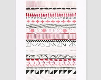 "Art print ""folklore No.2"""